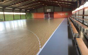 Pavimentos de PVC - Polideportivos