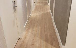 Pavimentos de PVC - Residencial