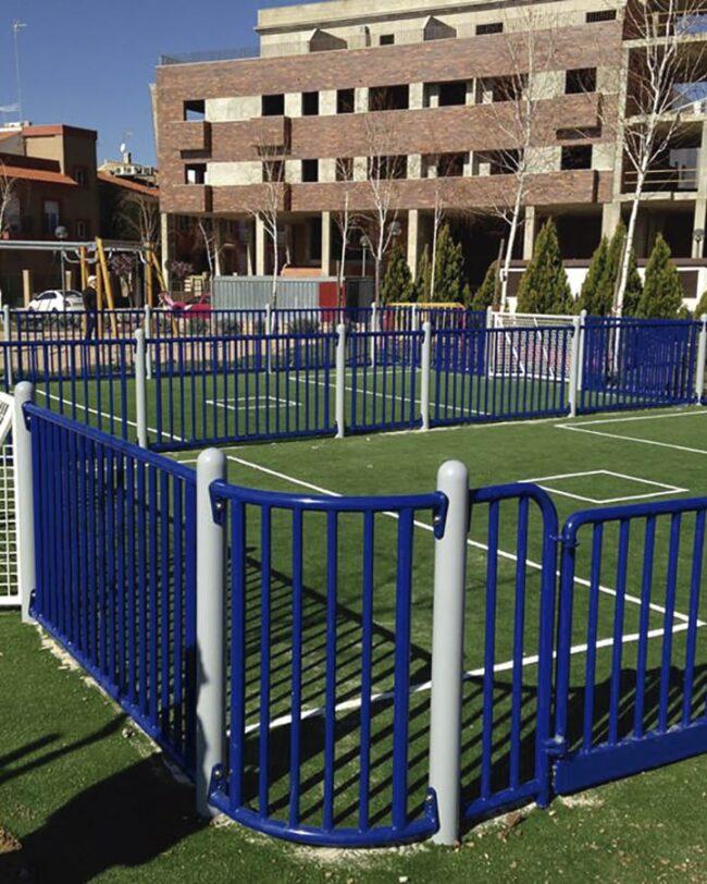 Campo Futbol parque Dulce Chacon