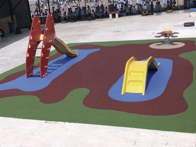 Parque infantil Colegio Claret