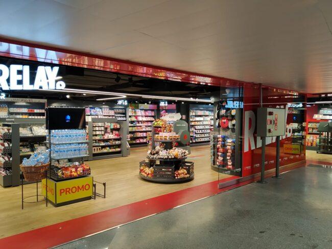 Pavimento de PVC Relay Estacion de Atocha
