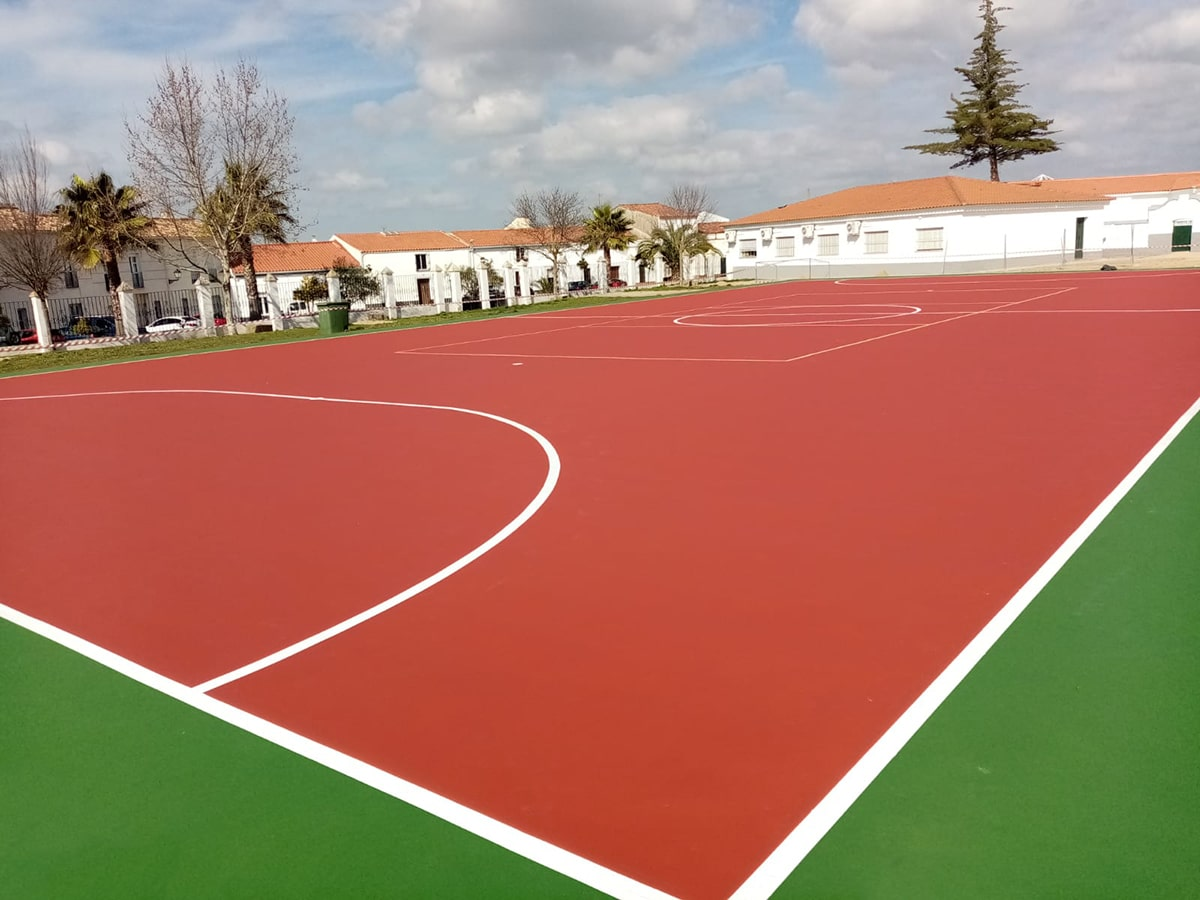 Pista Deportiva Colegio El Llano