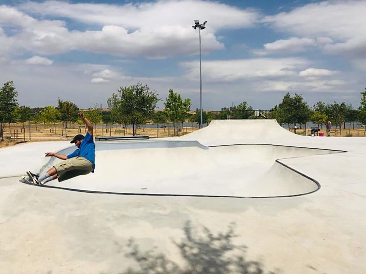 Pista Skate Casar de Cáceres